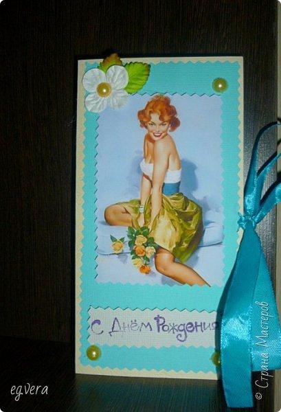 Вот такие получились открыточки)) фото 7