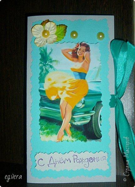 Вот такие получились открыточки)) фото 5
