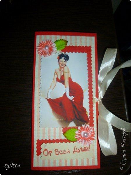 Вот такие получились открыточки)) фото 6