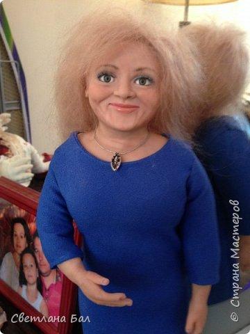 Кукла портретная фото 2