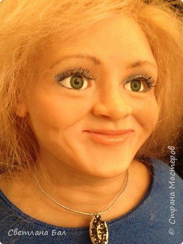 Кукла портретная фото 1