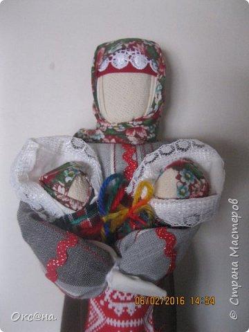 кукла Вербница. фото 7