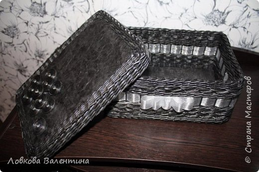 Шкатулка) фото 5
