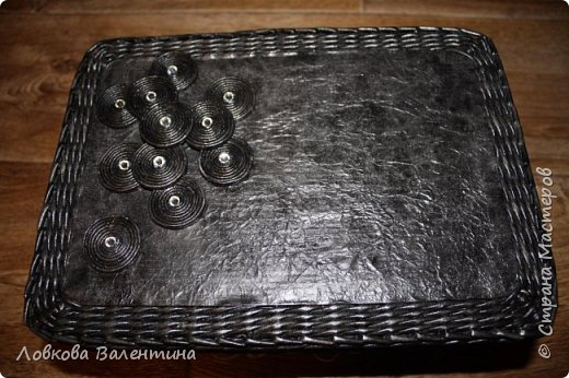 Шкатулка) фото 2