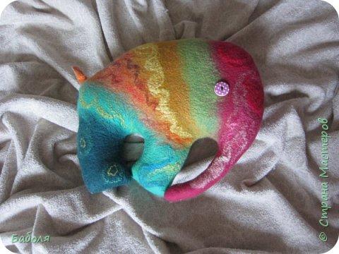 Подушка-слоник фото 2
