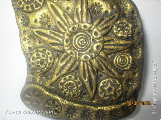 Очень люблю работы Ихтиандры.Вот и мои позолоты. фото 4