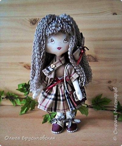 """Привет всем в СМ!!!  Знакомьтесь, моя новая куклешка с шикарной шевелюрой. Смотрю на нее и хочется сказать: """"Распустила ... косы.."""" Нет, нет, имя Дуня ей совсем не подходит, хоть и косы она распустила...  фото 8"""