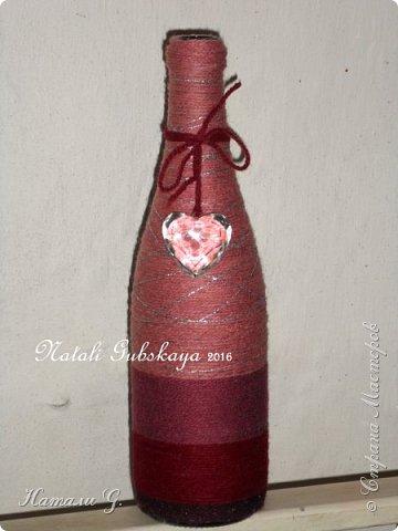 """Бутылка  """" ROMANTIK """" фото 1"""