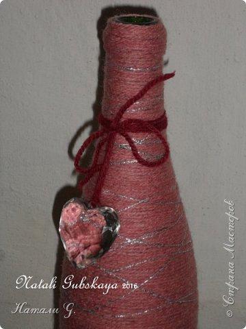 """Бутылка  """" ROMANTIK """" фото 2"""