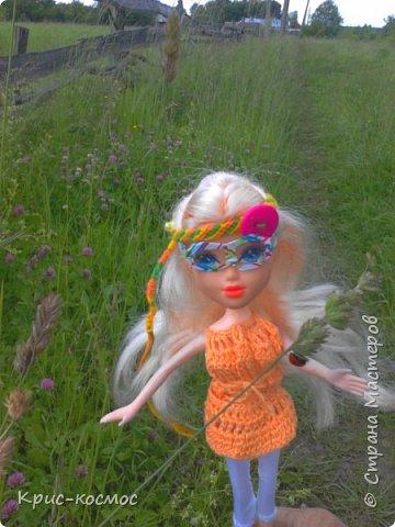 Здравствуй, страна мастеров! Сегодня я покажу вам прогулку с Соней.   фото 3
