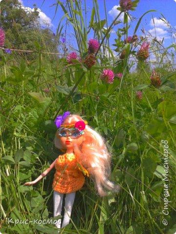 Здравствуй, страна мастеров! Сегодня я покажу вам прогулку с Соней.   фото 6