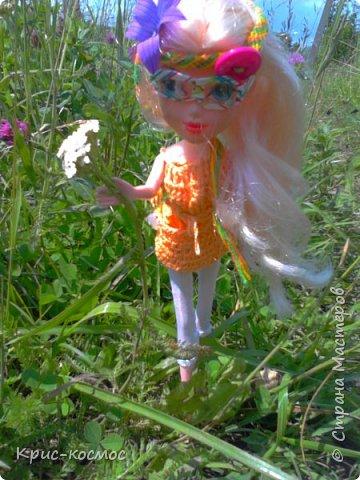 Здравствуй, страна мастеров! Сегодня я покажу вам прогулку с Соней.   фото 7