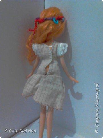 Здравствуй, страна мастеров! Я почти не рассказывала о Белле. И так, в этом блоге м поподробнее рассмотрим то,что я шила для Беллы (можно просто Белки). Все что на фото самодельное. На первом фото голубое платье. Его я только сегодня сшила. фото 5