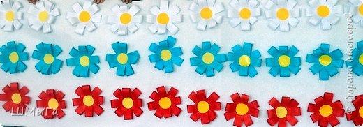 Белый, синий, красный - любимый триколор. фото 1