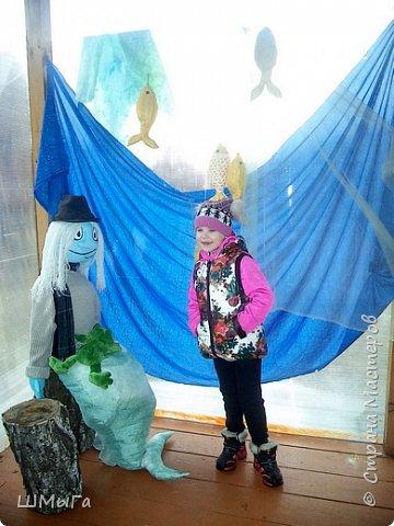 В селе Чепош Чемальского района Республики Алтай работает удивительная мастерская, которая занимается изучением и восстановлением традиции русской народной куклы. Называется она «Десятиручка». На весенних каникулах мы с детками посетили это удивительное место. фото 14