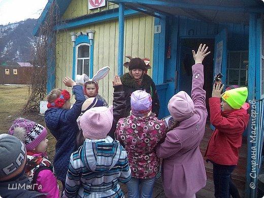 В селе Чепош Чемальского района Республики Алтай работает удивительная мастерская, которая занимается изучением и восстановлением традиции русской народной куклы. Называется она «Десятиручка». На весенних каникулах мы с детками посетили это удивительное место. фото 3