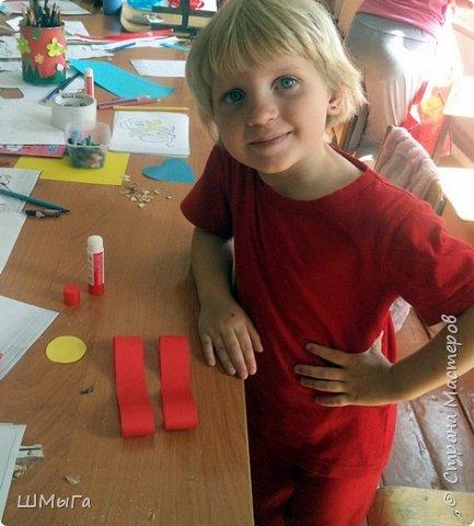 Белый, синий, красный - любимый триколор. фото 5