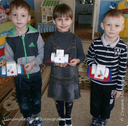 Мои малыши сделали к празднику вот такие сувениры!!! фото 1