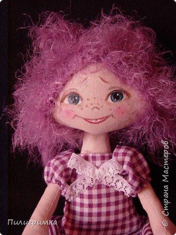 Куколки сшиты из бязи. фото 7