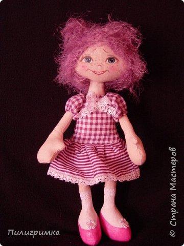 Куколки сшиты из бязи. фото 8