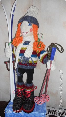 Лыжница фото 1