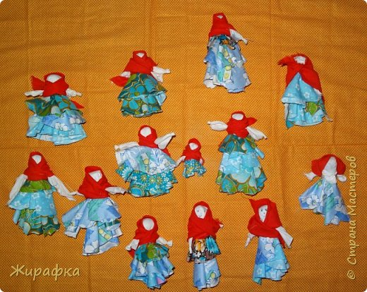 Куколки-колокольчики. фото 1