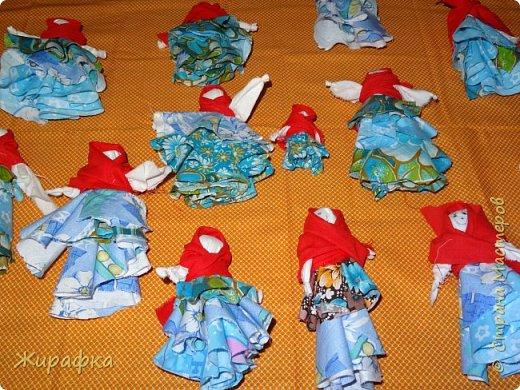 Куколки-колокольчики. фото 2