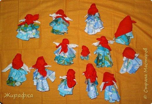 Куколки-колокольчики. фото 3