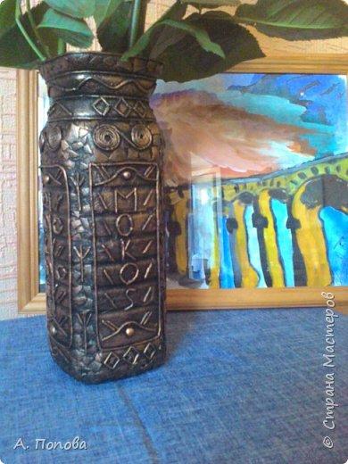 Старинная ваза фото 2