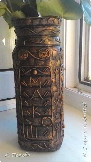 Старинная ваза фото 4