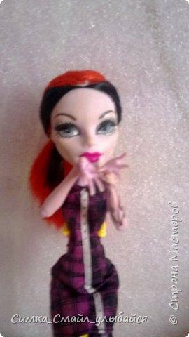 Кукла рядом со шкафчиком.Комментировать буду не все фото. фото 10