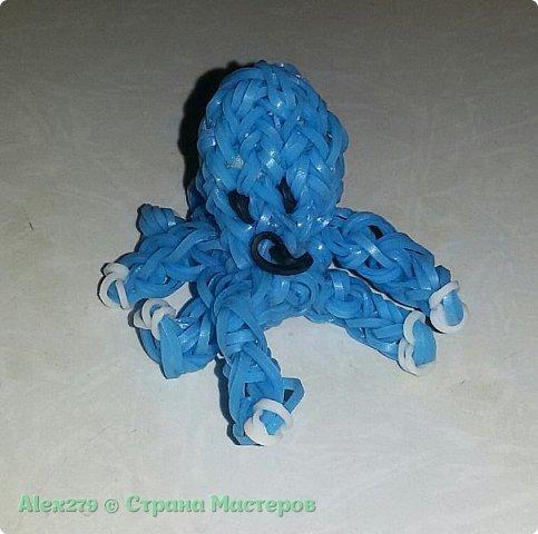 Этот осьминог, самая первая моя игрушка. фото 1