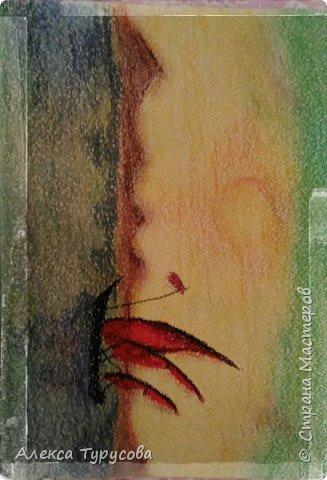 Холст,акриловая краска,африканские мотивы. фото 4