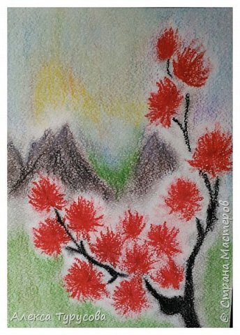 Холст,акриловая краска,африканские мотивы. фото 3