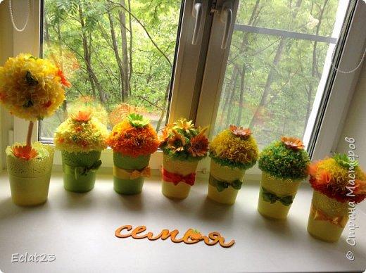 Всем доброго дня. Я, наконец-то, закончила создавать декор к нашей МОРОШКОВОЙ свадьбе. Вот что получилось: фото 9