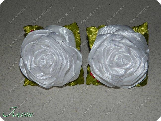 Резинки,заколки. фото 12