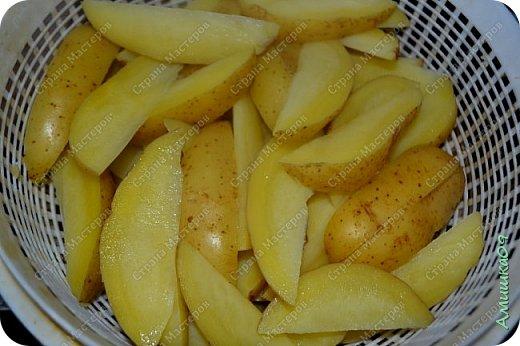 Картофель «Айдахо» – это блюдо американской кухни, столь же популярное, как и знаменитый картофель фри, но в разы более полезное и менее калорийное.  фото 4