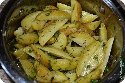 Картофель «Айдахо» – это блюдо американской кухни, столь же популярное, как и знаменитый картофель фри, но в разы более полезное и менее калорийное.  фото 6