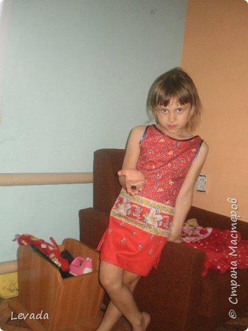 Пошивушки на лето для моих девчат фото 2