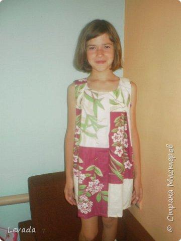 Пошивушки на лето для моих девчат фото 3