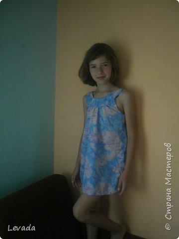Пошивушки на лето для моих девчат фото 5