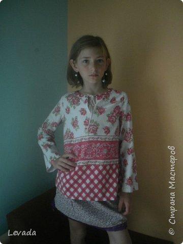 Пошивушки на лето для моих девчат фото 6