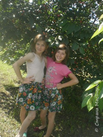 Пошивушки на лето для моих девчат фото 10