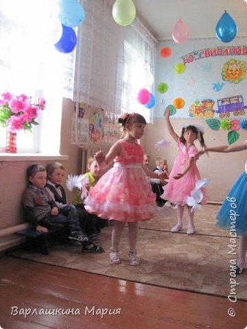 Платье на выпускной в садик фото 2