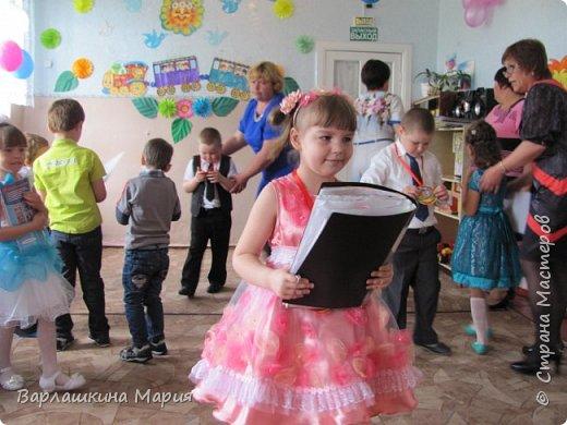 Платье на выпускной в садик фото 4