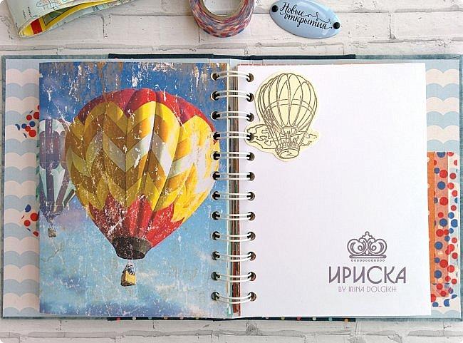 комплект для путешествий состоит из холдера для документов и блокнота для записи впечатлений от поездки, т.н. travel book. фото 12