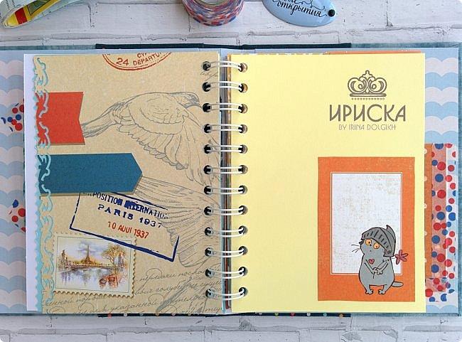комплект для путешествий состоит из холдера для документов и блокнота для записи впечатлений от поездки, т.н. travel book. фото 13