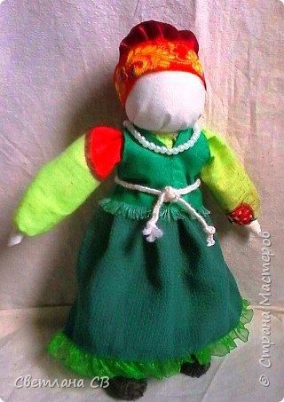 "народные куклы ""Кумушки"" фото 3"