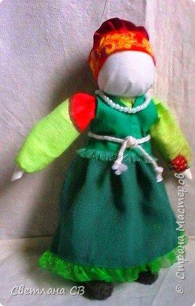 "народные куклы ""Кумушки"" фото 2"
