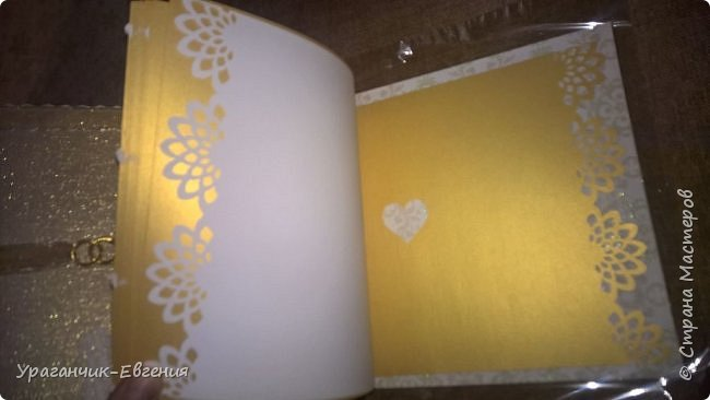 Свадебная гостевая книга и ручка фото 5